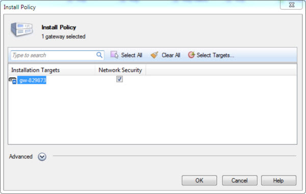 Configuring Check Point Open Platform for Security (OPSEC)
