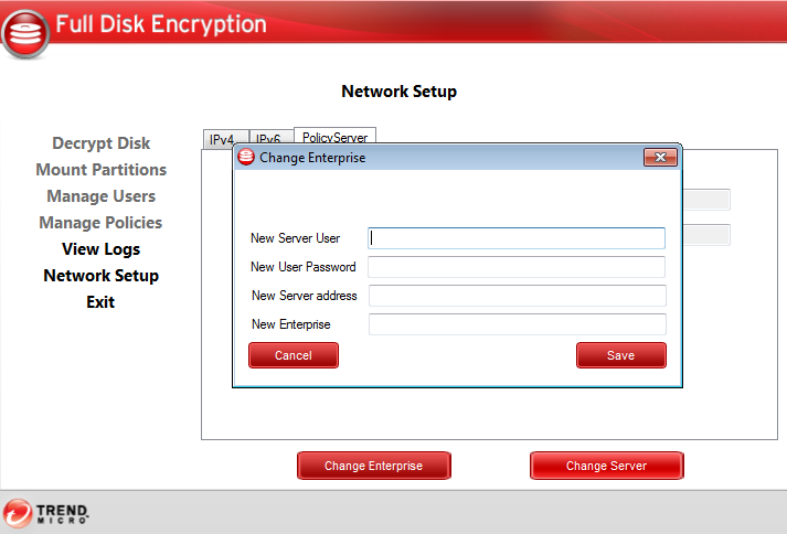 Migrating Full Disk Encryption to a New Enterprise