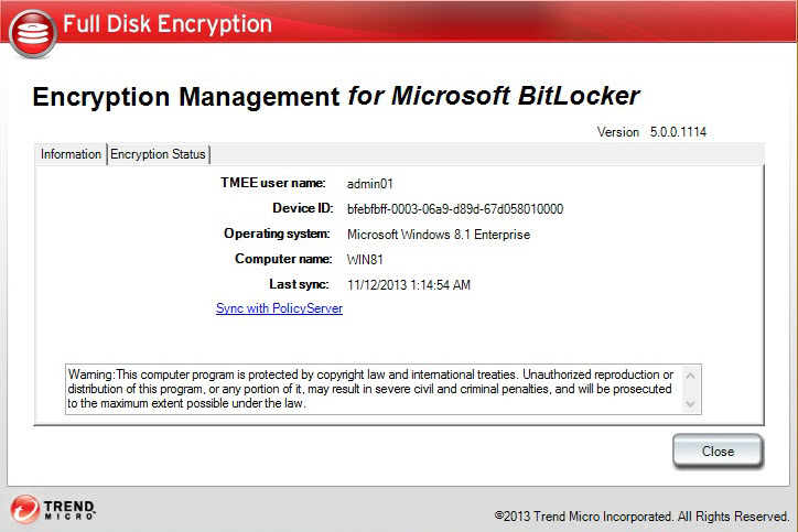 Endpoint Encryption 5 0 Patch 4 Administrator Guide