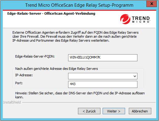 OfficeScan 12 0 Server Online Help / Enterprise / Online