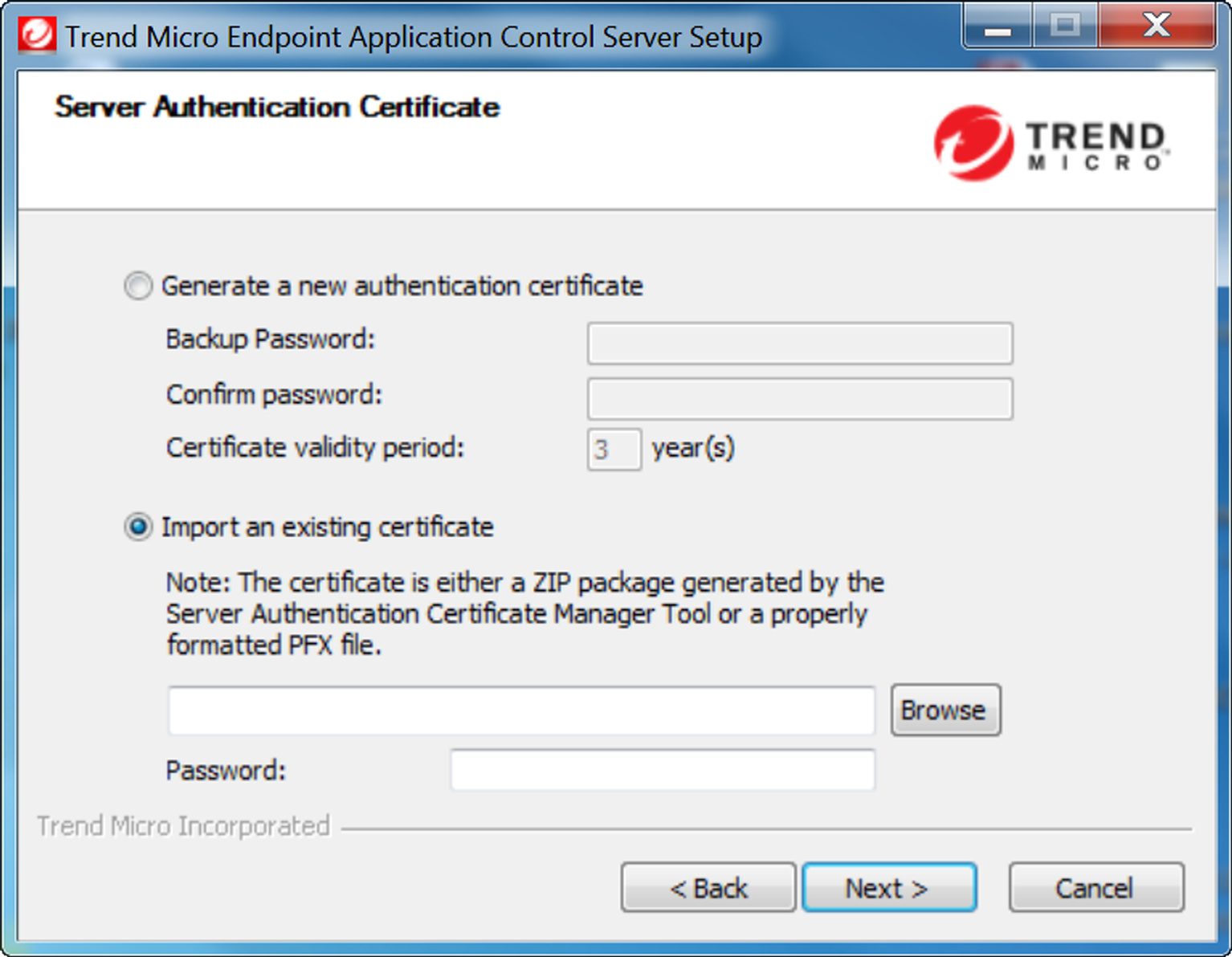 Endpoint Application Control 2 0 SP 1 Patch 1 / Enterprise / Online