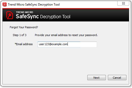 email password decryptor online