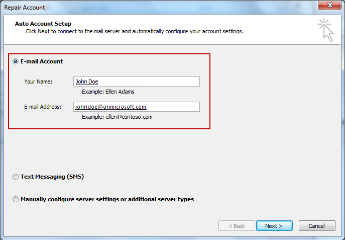 How to Setup Outlook 2013 to Check Your Email - InMotion Hosting